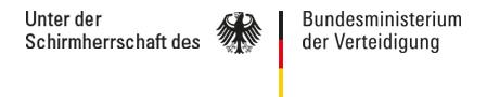 Das Bundesministerium der Verteidiung mit Dr. Ursula von der Leyen bietet der Deutschen Traumastiftung die Schirmherrschaft