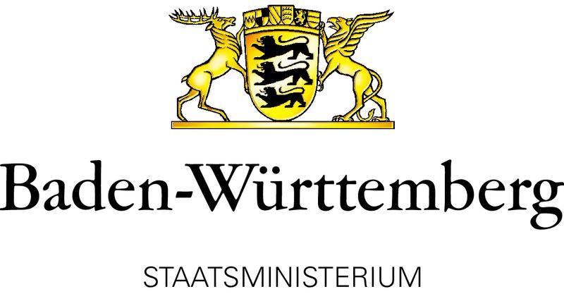 Logo des Stattsministerium Baden-Württemberg Botschafter der Deutschen Traumastiftung